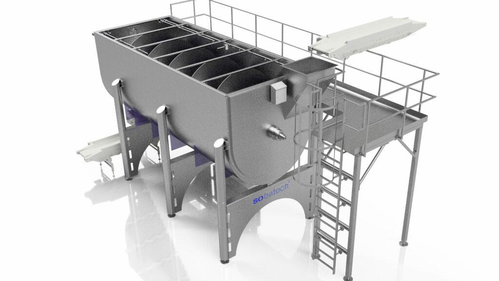 Continuous bulk fermenter