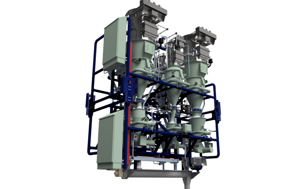 Continuous dosing system Sobatech