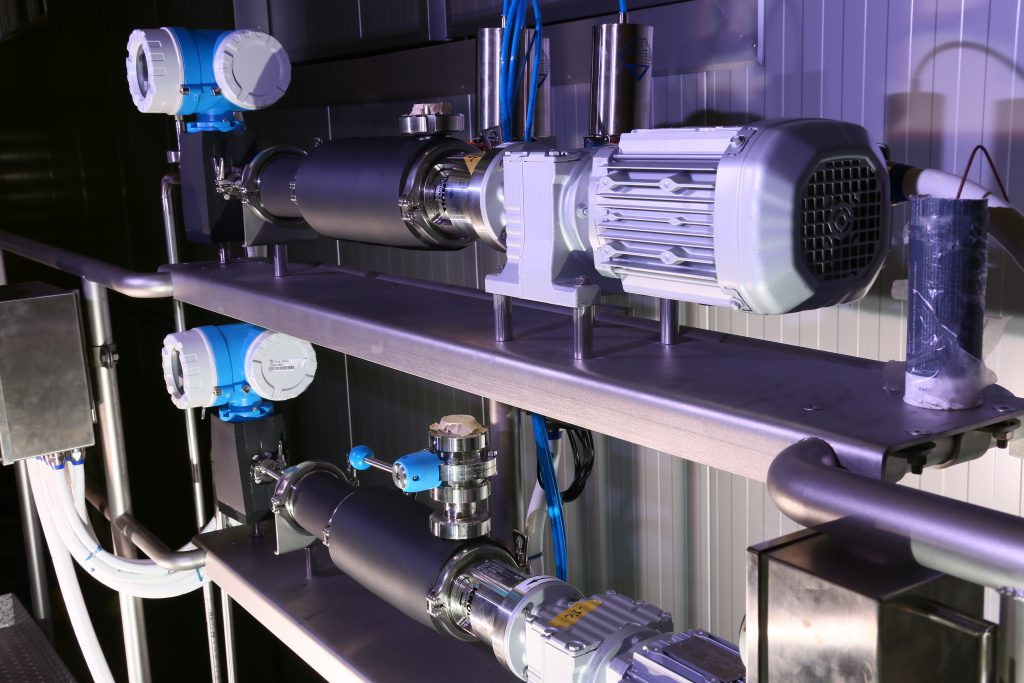 Sobatech's continuous water dosing