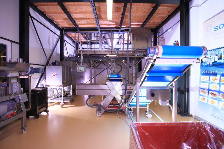 Sobatech pilot plant