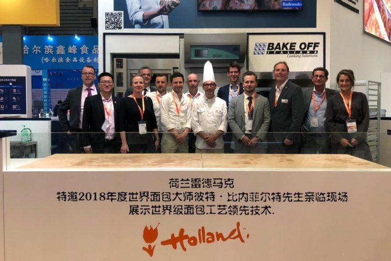 Sobatech continuous mixing @ BakeryTechChina