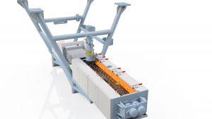 automated dough mixer - hygienic design