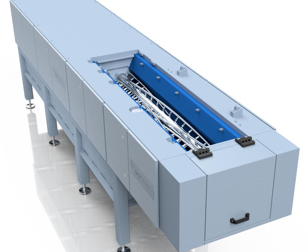 Sobatech LOW design mixer