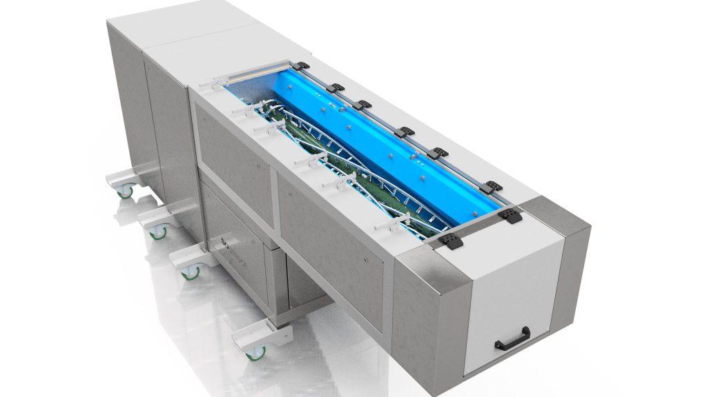 Sobatech SHORT continuous mixer design