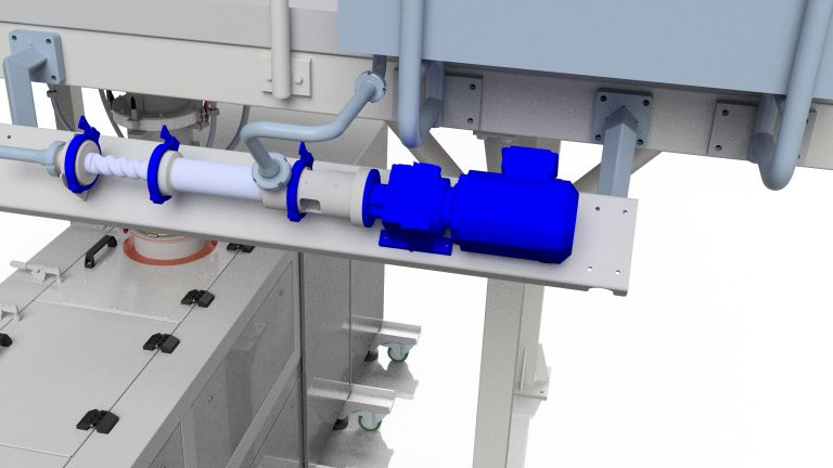 Water dosing system